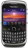 Blackberry 9300 Curve Noir