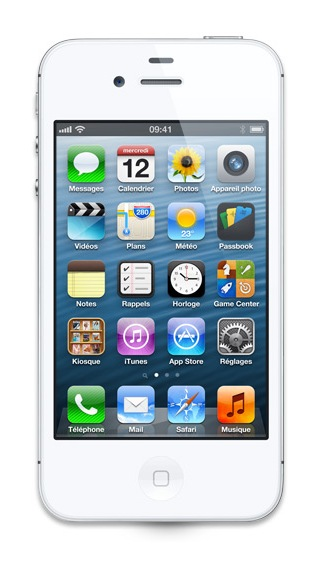 Apple iPhone 4S 16Go  Blanc